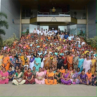 300 Self Help Group ladies trained by Asian Countries Chamber of Hospitality Industry Under #Projectshanta
